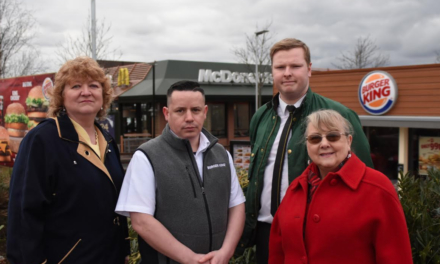 Local Businesses Help to Tackle Litter