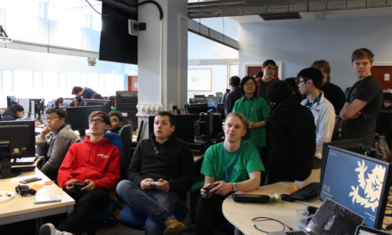 Record-breaking gameathon raises thousands for charity