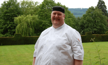 Gisborough Hall's head chef invites diners to the 'Chef's Table'