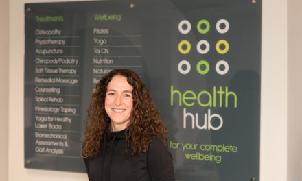 Elite partnership between leading Pilates teacher and health clinic