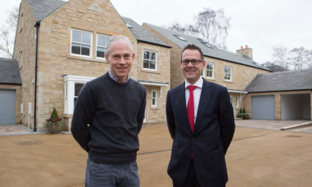 New Development a Sell Out for Northumberland Luxury Developer