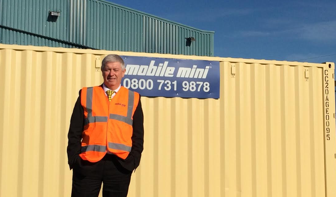 Mobile Mini gives Ex SSI Worker a New Opportunity