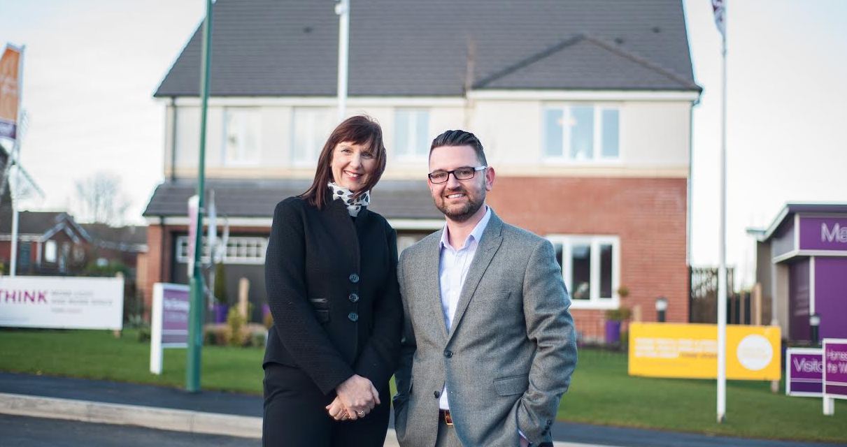 Sara establishes solid foundations with Sunderland building firm