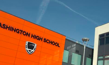 Top marks for new school building
