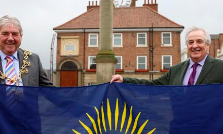 Flying The Flag For The Commonwealth