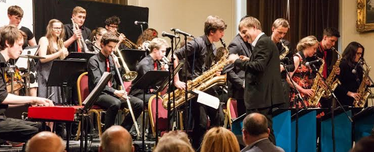 Sweet sound of success for county youth band