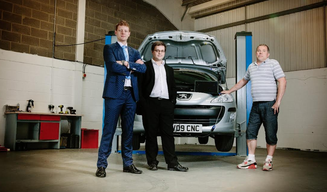 Local Automotive Company gets revved up as they secure £20,000 funding