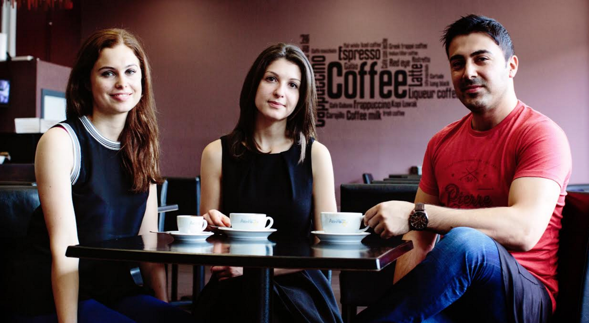 Coffee house full of beans after it receives Microloan funding
