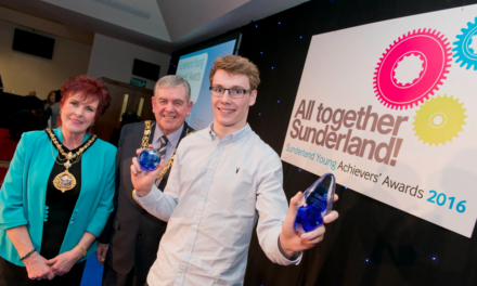 Sunderland Young Achievers 2016