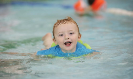 Win swimming lessons for your children this Easter