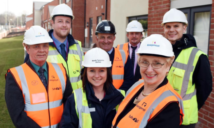 South Shields Housing Project Nears Completion