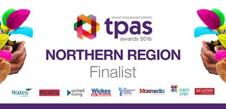 Gentoo shortlisted for TPAS Excellence in Annual Reports Award