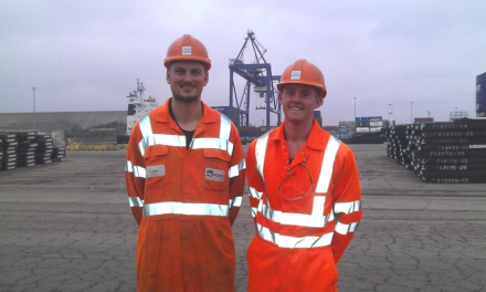 PD Ports talks Apprenticeships and how they can help climb the Career Ladder