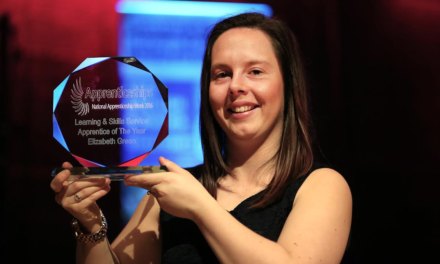 Borough's Apprentice of the Year Crowned at Celebration Event