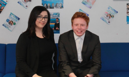 North East apprentices on career fast track with Ad Guru