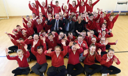 New Transition Project for Teesside Schools