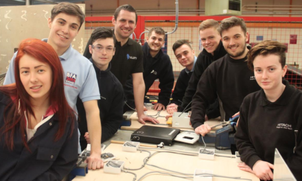 Training provider backs National Apprenticeship Week