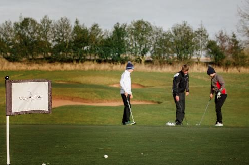 Rockliffe Hall searches for Golf Stars of the future