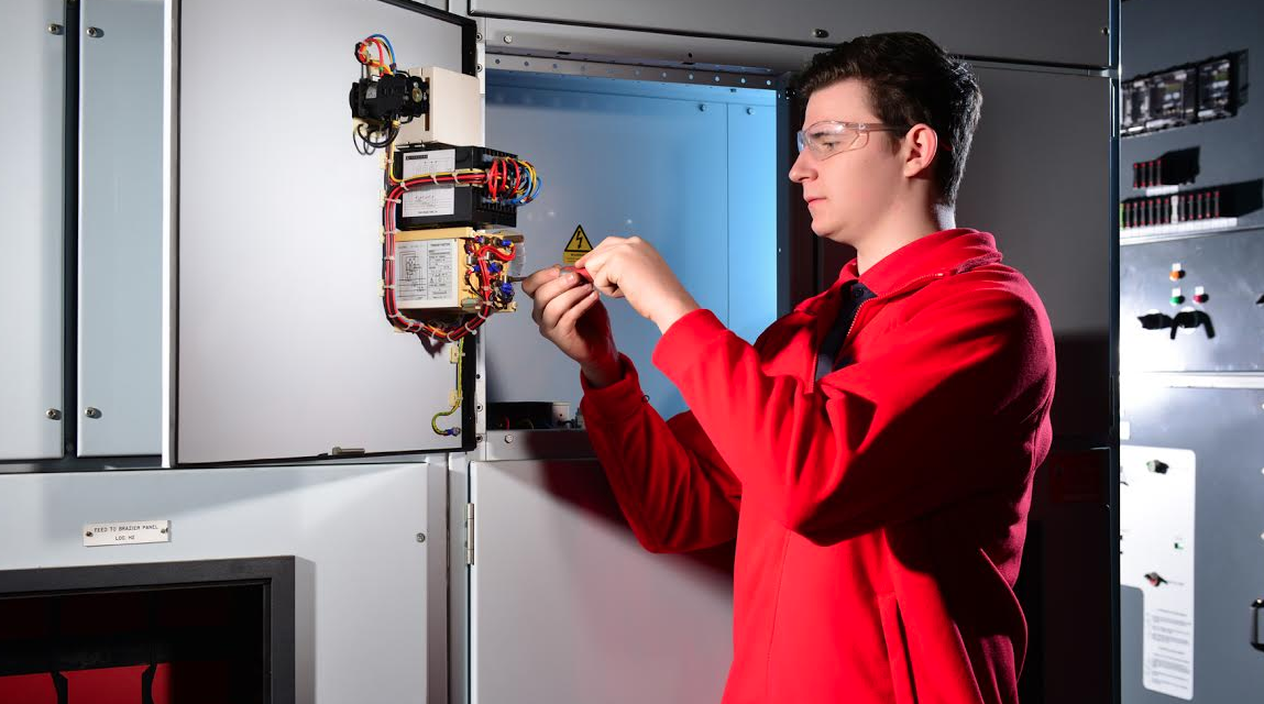 Former apprentice powers ahead at Blaydon power distribution specialists