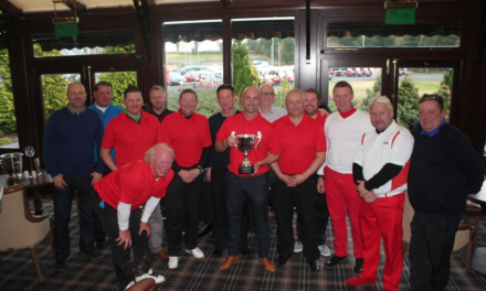 Black Cats Scoop Trophy in latest Tyne Wear Derby Tee Off