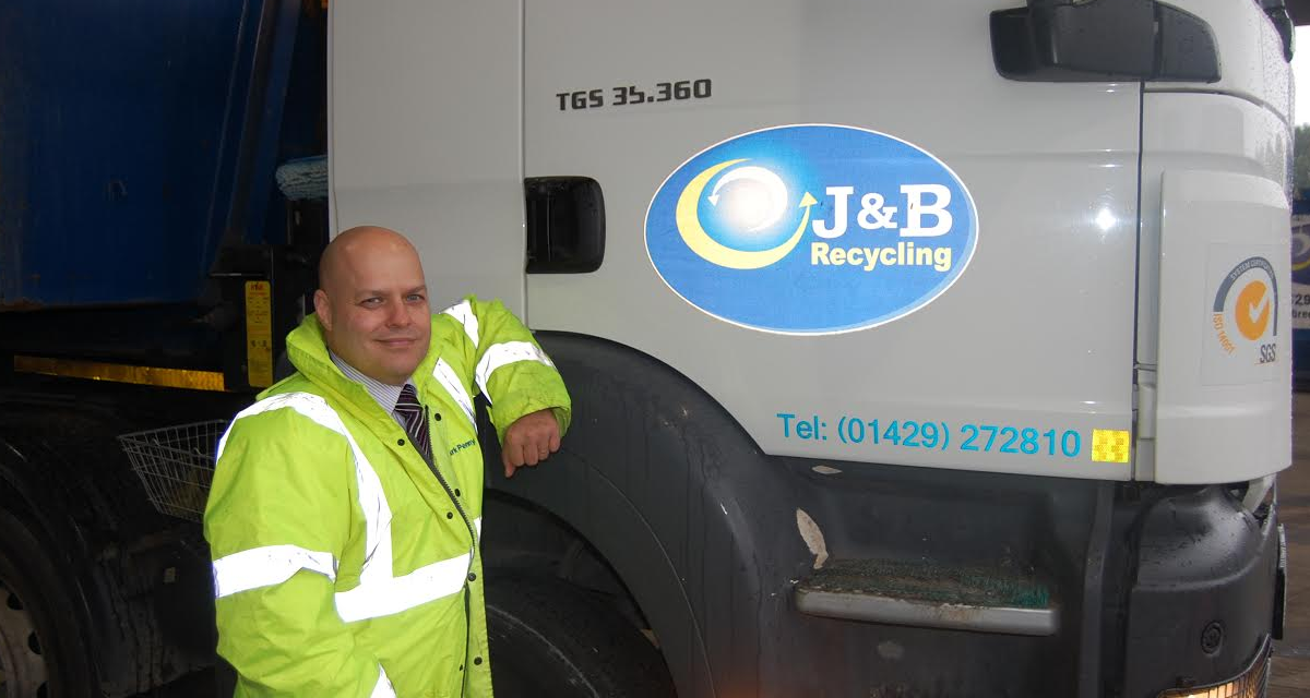 J&B Recycling urges people to think responsibly before starting Spring clean