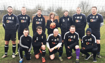 Charles Derby Estates Scores with Crook Town Wanderers Sponsorship Deal!