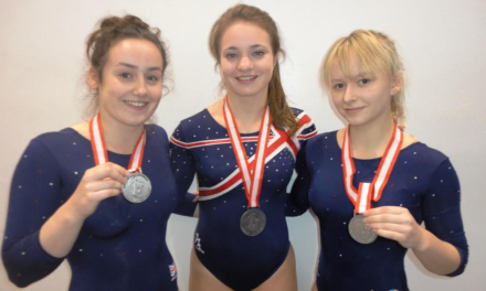 Next up Spain for Durham's European Championship Tumblers