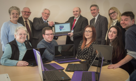 Freemasons present a gift to the community that will go FAR