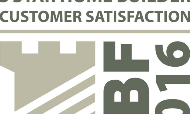 Five in a Row for Miller Homes