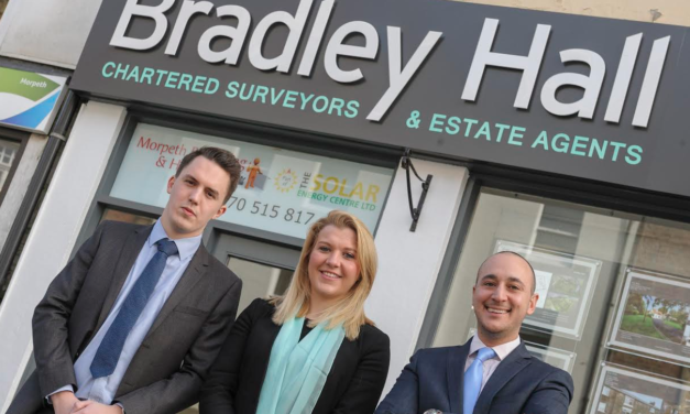 North East estate agent celebrates further regional growth