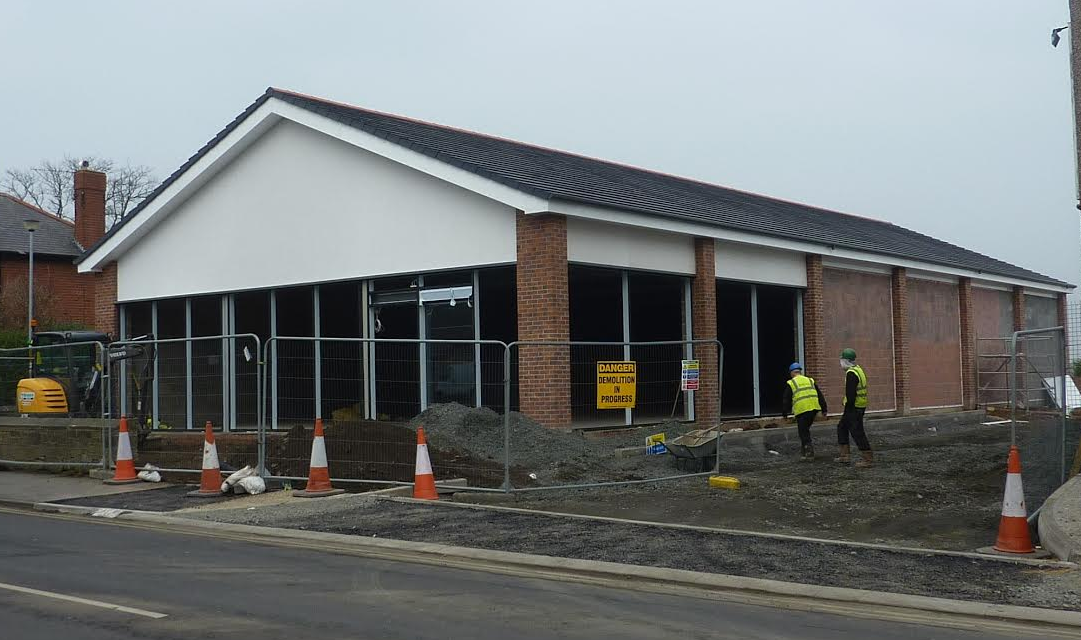 Silverstone to start work on new Co-op food store