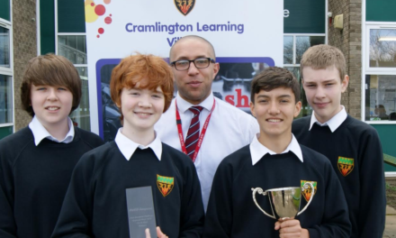 Cramlington school team wins coveted national business competition