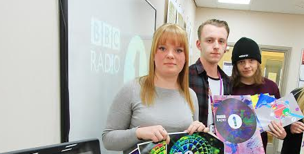 Art students hoping to be on right  wavelength for Radio 1 Ibiza event