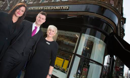 Goldsmiths Welcomes New Managers To It's North East Showrooms