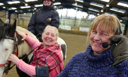 cash boost for local disabled riding group