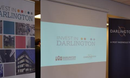 Potential Developers shown prime spot in Darlington
