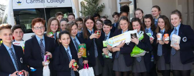 Students praised for responding to Syria relief campaign