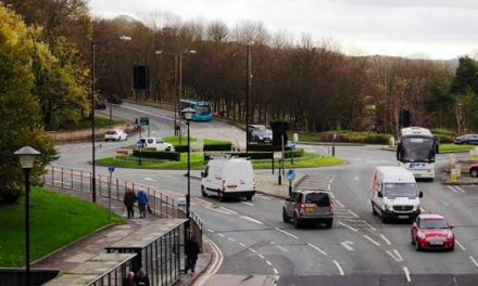 Leazes Bowl roundabout improvements to start