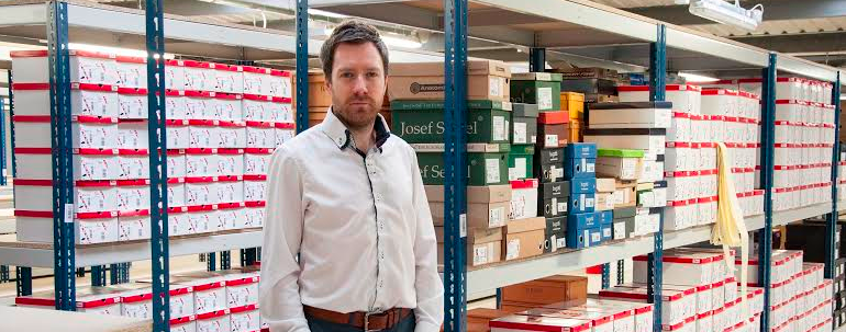 New head office is a perfect fit for shoe retailer Charles Clinkard