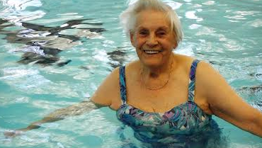 Highlighting the importance of dementia friendly swimming