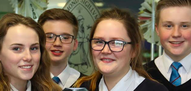 Students win prestigious technology competition