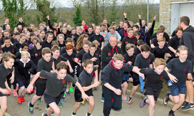 Students raise hundreds of pounds for charity