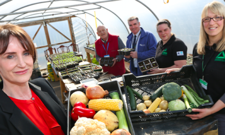 Boro taxis' donation supports Groundwork 'Street Eats' project