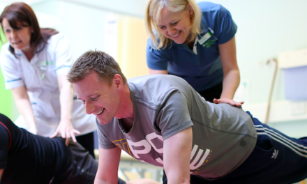 "Nuffield Health Tees Hospital hosting free ""Let's talk about managing back pain"" event"