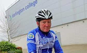 College caretaker to ride hundreds of miles for Army charity