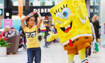 SpongeBob SquarePants' Laughter Party comes to Tyneside