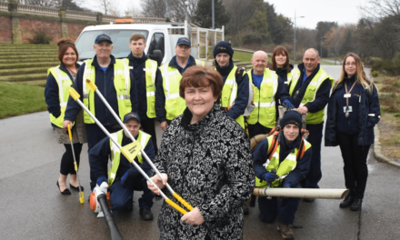 'Army' of Officers tackling Environmental Offences