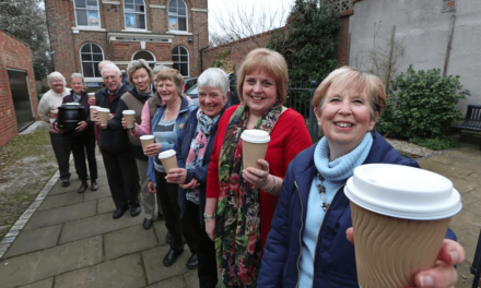 Launch of New Takeaway Service for Soup and a Roll
