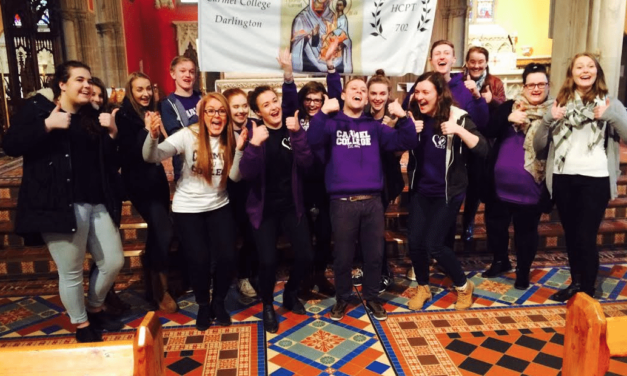 Students to take disabled pilgrims to holy shrine in memory of teachers and student taken by cancer