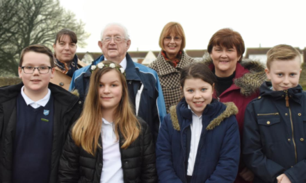 Safety Boost for Village School Children